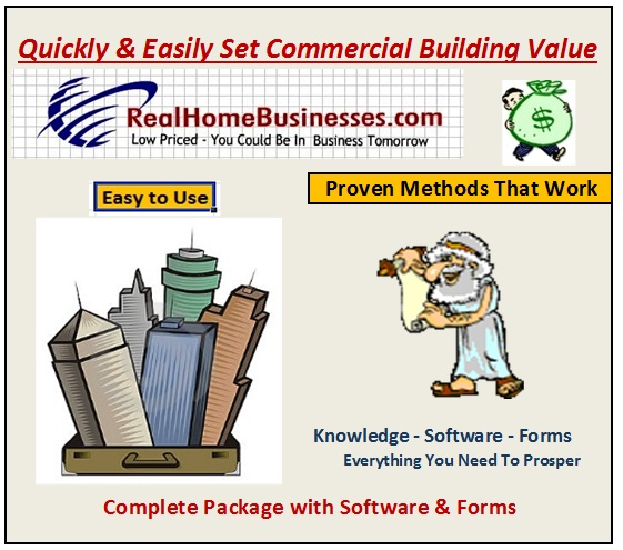 commercial real estate appraisal software