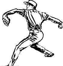 pitching stride