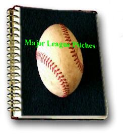 book of major league pitching how to